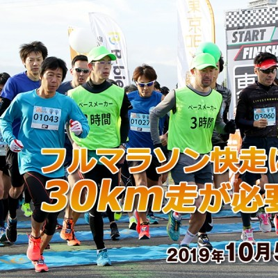 東京30K 秋大会 ボランティア募集