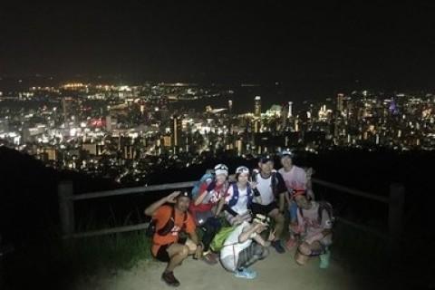 100万ドルの夜景!はじめての神戸ナイトトレイルラン10k
