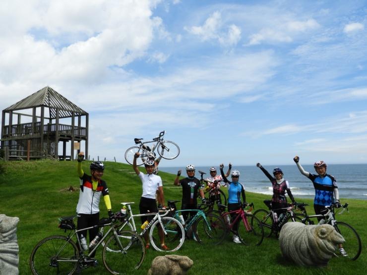 レイク トゥ オーシャン6 -霞ヶ浦から夏の涼しい太平洋を目指す110kmライドー