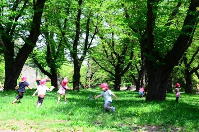 【雨天中止】親子体験型イベント「なつかしの公園遊びで身につける基本的運動スキル」