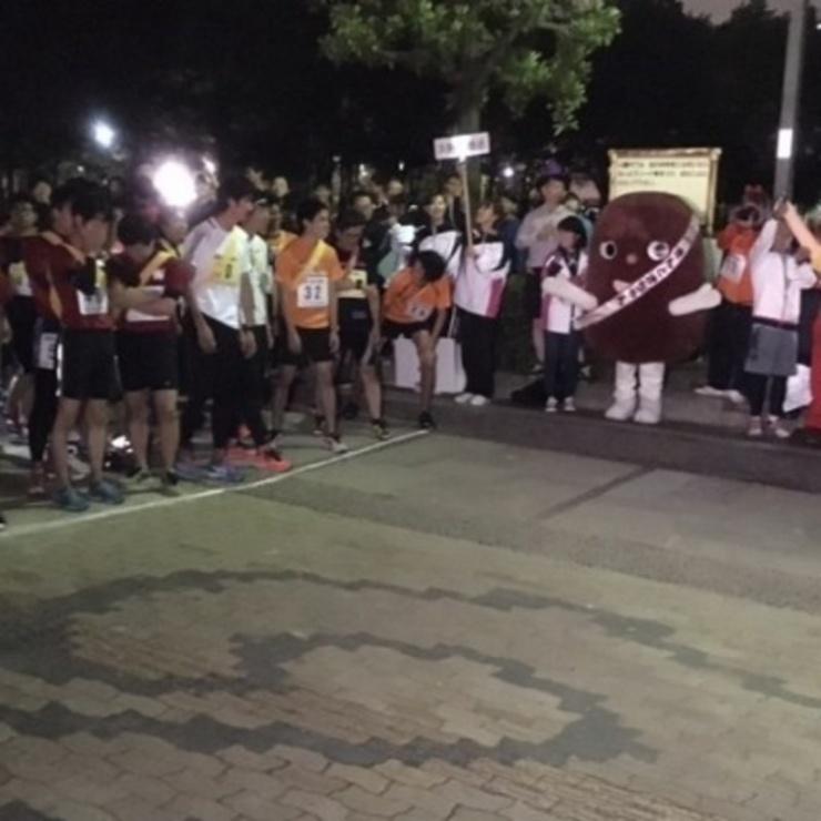 第11回『文の京』12時間リレー・3時間マラソン ボランティア
