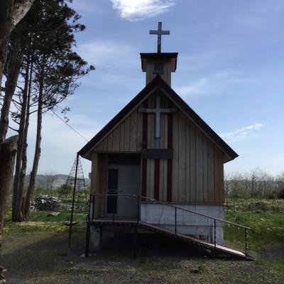 日本女医第1号の荻野吟子の居住跡「インマヌエル教会」