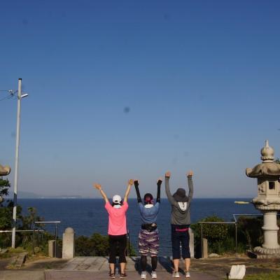 今年のコース:海!!