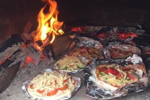 9月14日 三原・白竜湖トレイルトランレース前日体験イベント『ピザづくり体験&野菜収穫体験』