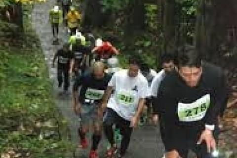 羽黒山石段マラソン全国大会