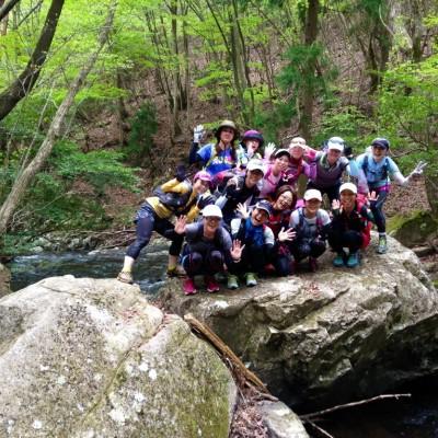 【女子会トレイルラン】心と体癒しの京都・るり渓トレイルラン