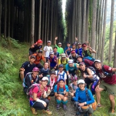 そうめん食べ比べ!はじめての京都西山トレイルラン(清滝~嵐山)