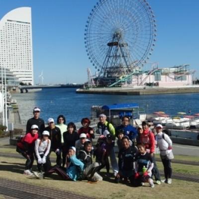 4/21(土) 横浜マラニック15・25・35km