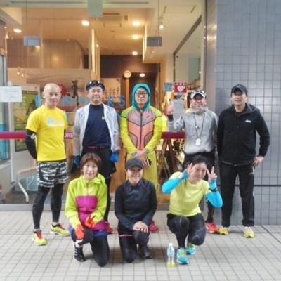 ランステ:ミドル&シニアも走ろう!「ゆるラン&筋トレ」第1期 単発参加 3月28日