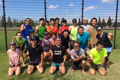 【サブ4~3.5】高岡尚司のランニングワークショップ
