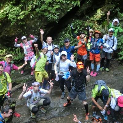8/28(日) 御岳山・ロックガーデント...