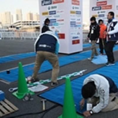 マラソン大会の運営補助スタッフ募集 in高知