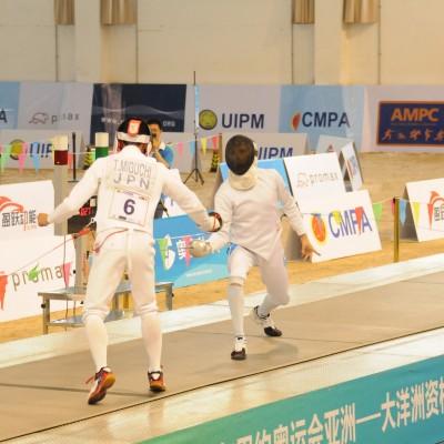 第56回近代五種全日本選手権大会...