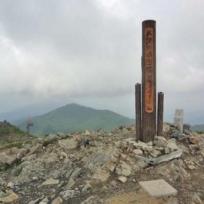 ≪ランde観光≫[滋賀]比良山系最高峰「...