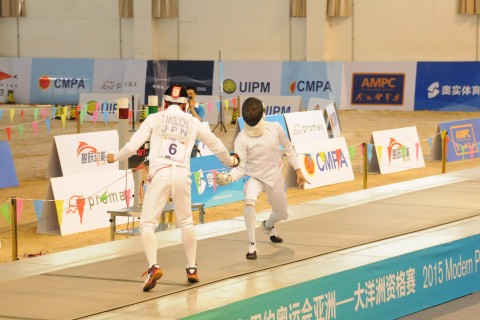 第56回近代五種全日本選手権大会