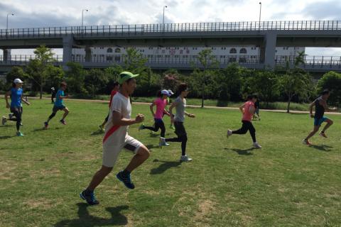 7/31日開催 2016神戸マラソン完走ランニング教室