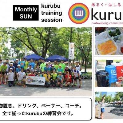 kurubu Friends練習会 <2月> 【30km走】