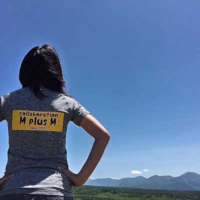 M plus M  秋の30km走!