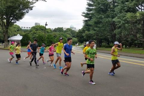 【スピード強化!】RunField:平日午前スピード強化練習会(9/26開催)