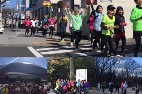 ナゴヤ女子マラソン完全攻略プログラム(全12回) 説明会