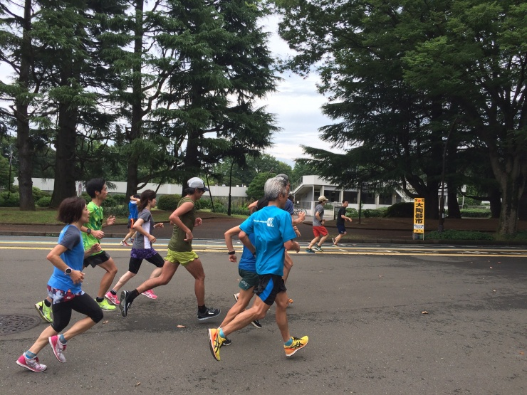 【フルマラソン対策】【めざせ!サブ3】RunField:30キロ走(1/26)
