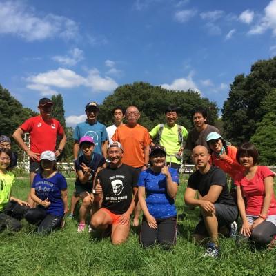 【ビギナー大歓迎】【代々木公園】高岡尚司の「はじめてのゼロベースランニング」