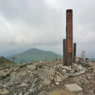≪ランde観光≫[滋賀]武奈ヶ岳北方稜線...
