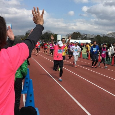 佐倉朝日健康マラソン2016