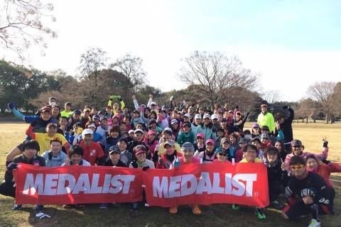 フルマラソン完走トレーニング3時間走(30km走)!