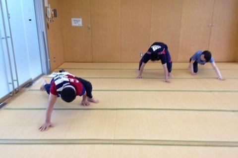 ~動物の動きで身体機能を活性化~クリーチャートレーニング