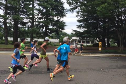 【オクトーバーラン事務局公認】【マラソン対策持久力強化】RunField:40キロ走(10/29)