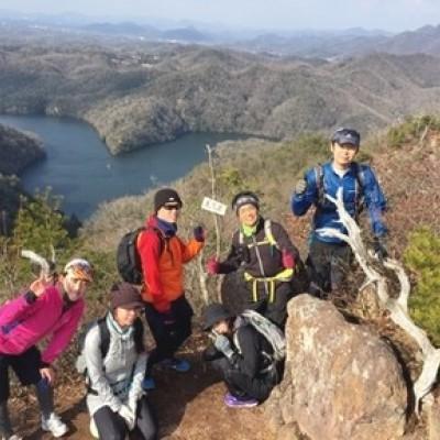 【兵庫の秘境】神戸ドラゴンズバック絶景トレイルラン【12月30日】