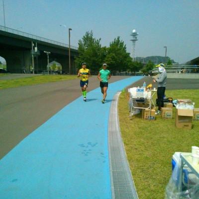 ランステ:プレ『長野・富士五湖』30kmペース走@新横浜