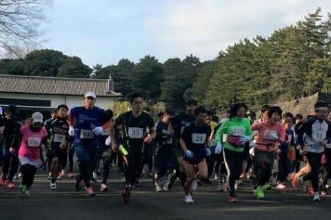 【追加】皇居クリスマスチャリティーマラソン2019
