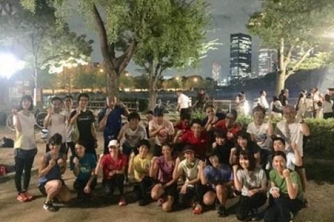Reebok Running東京:マラソン・トレイルランフォームカイゼン練習会
