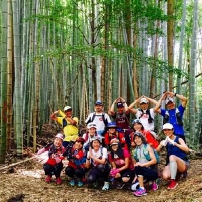 京都トレイルランスーパーテクニック講習会