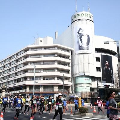 渋谷・表参道Women's Run ボランティア募集
