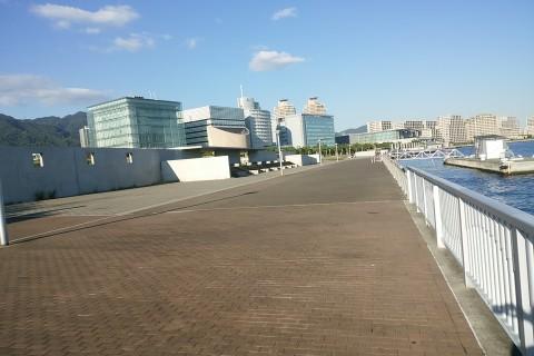 9/23(日)20~30kmロング走 秋マラソンに向けて(大阪マラソン・神戸マラソン等)