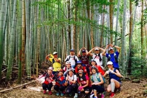 絶品ハンバーグと京都北山トレイルラン
