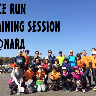 【サブ3.5編】あなたの目標を実現させるためのペース走練習会@奈良【平日開催・毎週金曜夜19時】