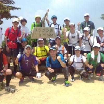 【関西で人気の山】はじめてのポンポン山トレイルラン