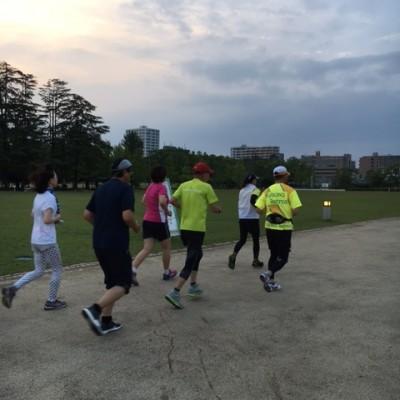 ~フルマラソンのための~ 5㎞を速く走ろう!!