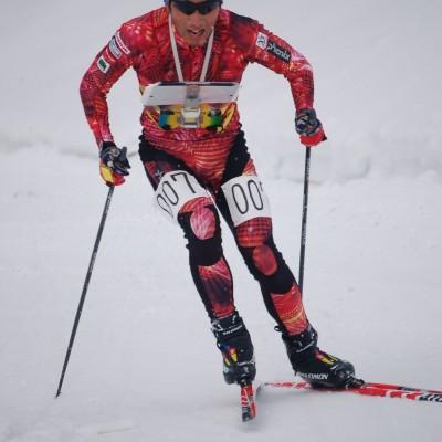 スキーO競技選手