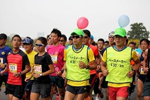 1月29日(日) 走ろうにっぽん 60分ペース走 in 横浜みなとみらい