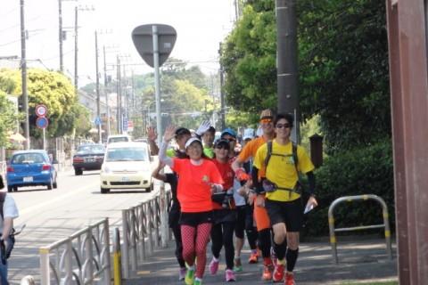 【かまくRUN】横須賀・三浦みちくさウルトラマラソン試走会(後半編)
