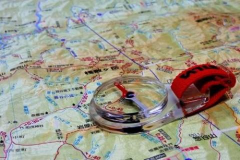 トレイランナーのための地図読み講習 基礎編1