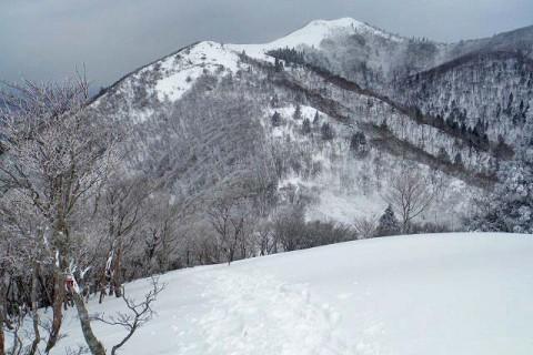 ≪ワンデルング≫[滋賀]比良武奈ヶ岳登頂(雪山登山)【中・上級】