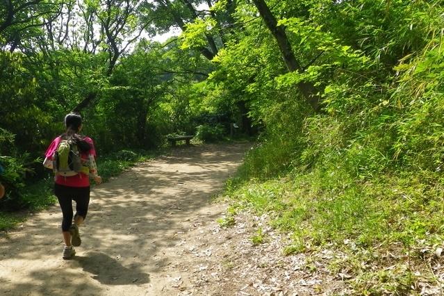 ラン&ウォーク弘法山コース  11キロ