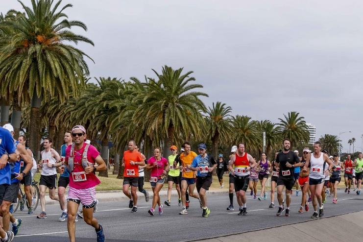 メルボルンマラソン(10)