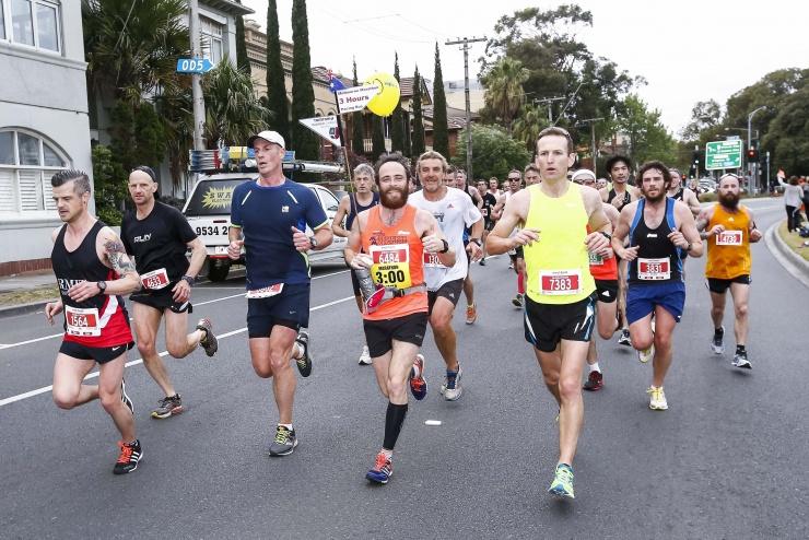 メルボルンマラソン(5)
